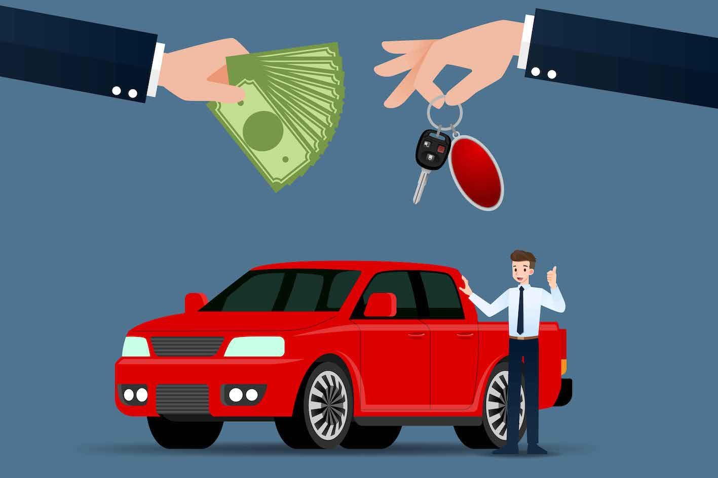 Cash for cars deal